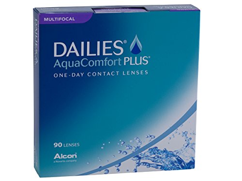 Dailies AquaComfort Plus MULTIFOCAL - 90er-Pack - Alle Stärken