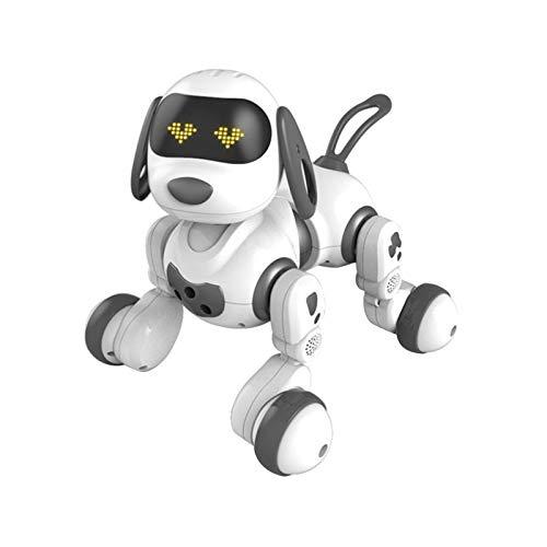 Roboter Hund Intelligenter Roboterhund Fernbedienungsroboter Hunderoboter Spielzeug für Kinderroboter Gestenerkennung Elektronische Haustiere