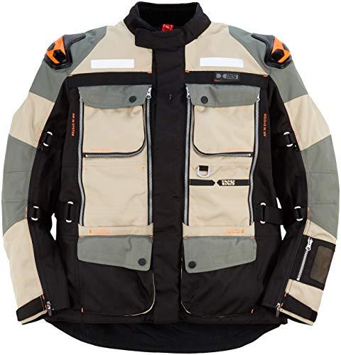 IXS Tour Jacket Montevideo-Rs-1000 Beige-Olive-Black L