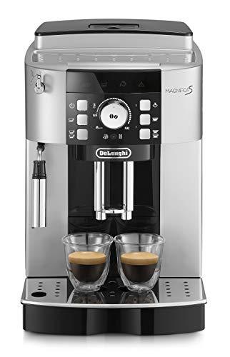 De'Longhi ECAM 21.117.SB Kaffee-Vollautomat, silber