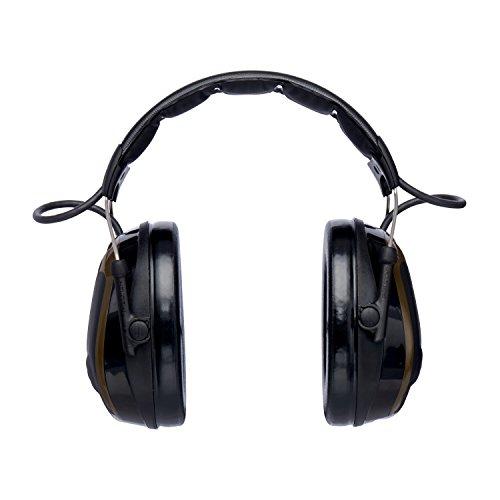 3M PELTOR MT13H222A ProTac Hunter Gehörschutz-Headset, grün, Kopfbügel