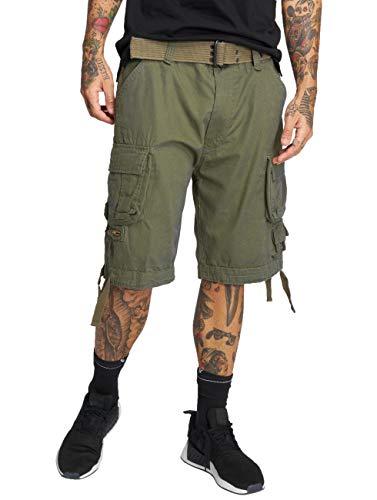 Brandit Savage Vintage Gladiator Short Oliv XL