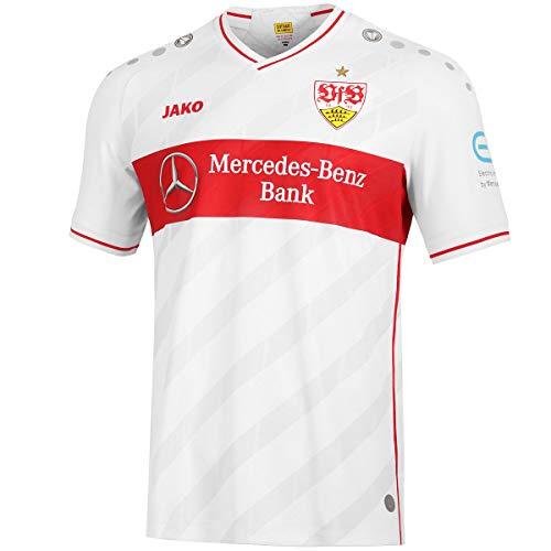 JAKO VfB Stuttgart Trikot Home 2020/2021 Herren weiß/rot, S