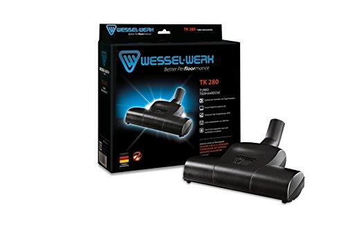 Wessel-Werk WE42005 Tierhaardüse, Kunststoff