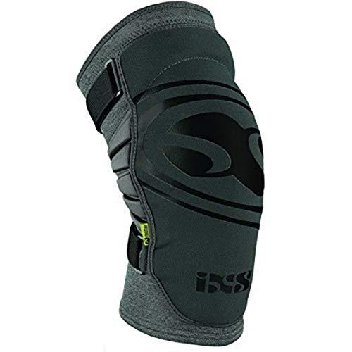 IXS Sports Division Carve EVO+ Knee Guard Knie- Und Schienbeinschoner, Grey, XL