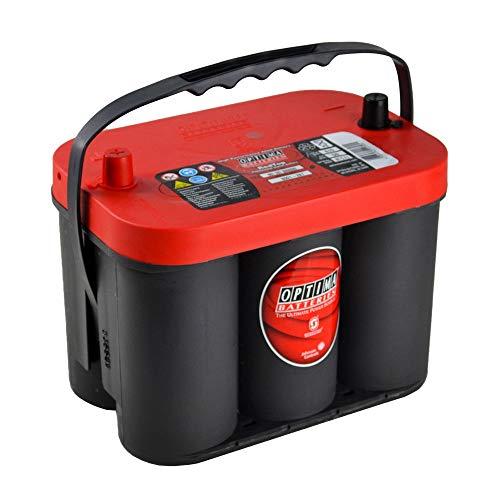 Optima RT C 4.2 AGM Batterie RedTop 12V 50Ah