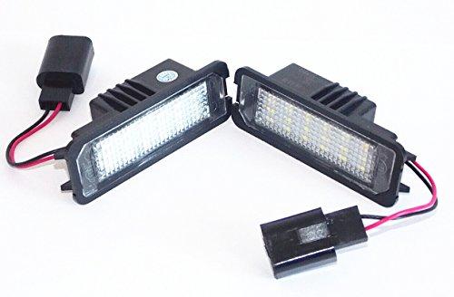 TOP Led Kennzeichenbeleuchtung mit E-Prüfzeichen SL-602