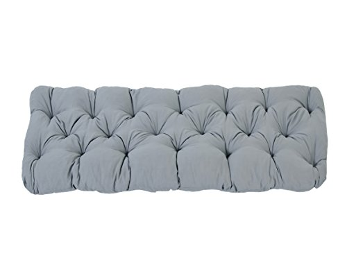 Akadas 2-Sitzer-Sitzkissen ca 120 x 50 x 8 cm