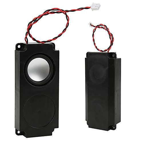 Pwshymi Lautsprecher Hochwertig Exquisit Perfekt Stabil RC-Lautsprecher Solide Hochhärte Lautsprecher Ersatz Einfach zu ersetzen für ferngesteuertes Auto