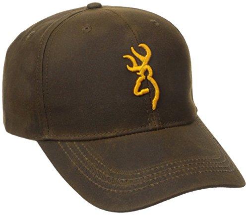 Browning Erwachsene Kappe Durawax 3D, grün, One Size, 308412881