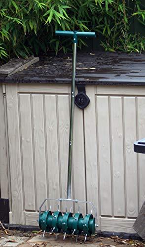 Greenkey Rollender Rasenlüfter 30cm