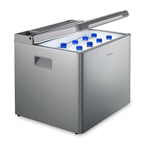 Dometic CombiCool RC 1600 EGP, lautlose, elektrische Absorber-Kühlbox mit Gas-Anschluss 30 mbar, 31 Liter, 12 V und 230 V für Auto, Lkw und Steckdose