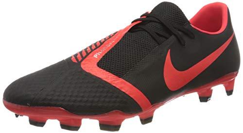 Nike Herren Phantom Venom Academy FG Fußballschuhe, Schwarz (Black/Bright Crimson 060), 47 1/3 EU