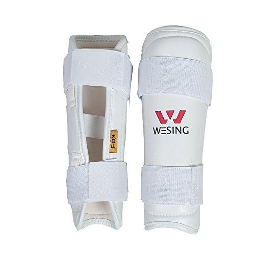 Wesing Karate Unterarmschutz Kampfsport Armschützer WKF zugelassen - m