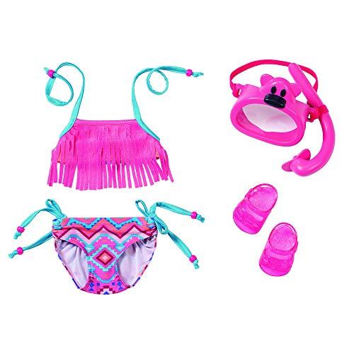 Zapf Creation 823750 - Baby born Play und Fun Deluxe Schwimm Set, Puppen