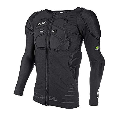 O'NEAL   Protektoren-Jacke   Motocross Enduro Motorrad   Elastisch leichte Protektorenjacke, aus Polyurethan-Schaum, Mesh-Einsatz   STV Long Sleeve Protector Shirt   Erwachsene   Schwarz   Größe L