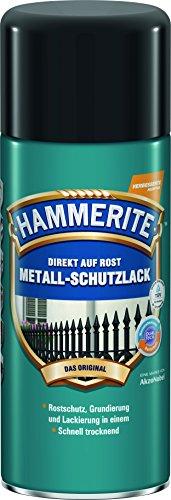 AKZO NOBEL (DIY HAMMERITE) Metall-Schutzlack Schwarz matt 0,400 L, 5087645 Farbe: AKZO NOBEL (DIY HAMMERITE) Metall-Schutzlack Schwarz matt 0,400 L, 5087645 Farbe :Schwarz matt