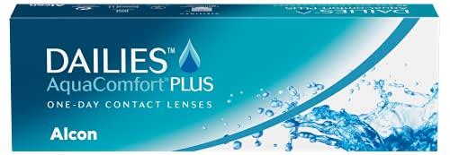 DAILIES AquaComfort Plus 1-Tages-Kontaktlinsen, 30 Stück, BC 8.7 mm, DIA 14.0 mm, -2.75 Dioptrien