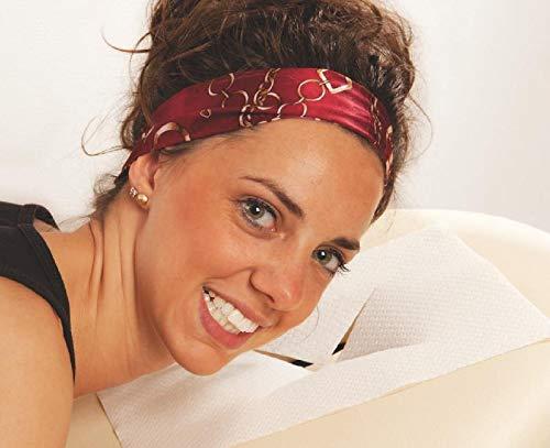 Hygiene-Auflage Kopfstütze, 40 x 30,5 cm, PPT 35 gsm, 2000 Stk