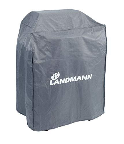 LANDMANN Premium Weather Protection Cover [Résistant aux UV, étanche, Respirant et résistant au Froid] [Convient au Dorado & Black Taurus 440 [60 x 80 x 120 cm]].
