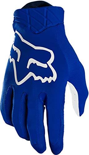 Fox Racing Herren Airline Motocross Handschuh, Blau, Größe S