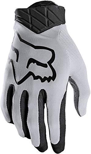 Fox Racing Airline Handschuhe, Stahlgrau, Größe XL
