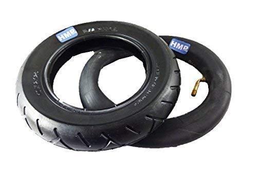 HMParts Kinderwagen Fahrrad Elektro-Scooter Reifen mit Schlauch 10x2.125