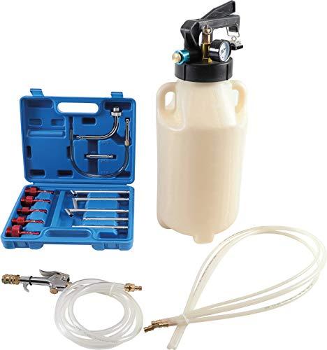 BGS 8775   Druckluft-Öl-Absaug und Befüllgerät