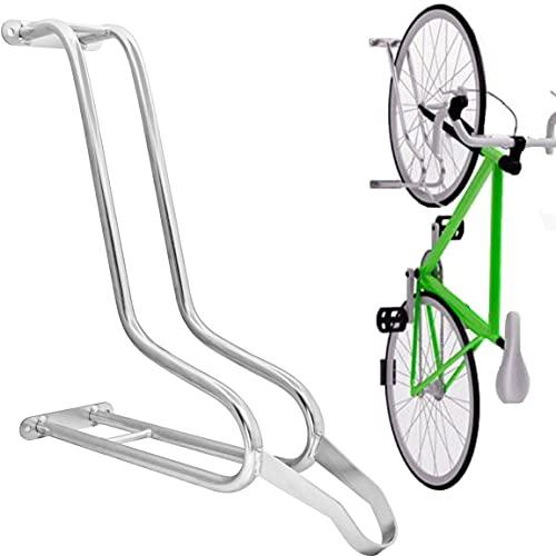Vailantes® Lift - Wandhalterung Für BMX-Fahrrad MTB Mountainbike Rennrad Fahrradständer Fahrräder - Wandhalter Für Die Garage Fahrradhalterung An Die Wand Fahrradhalter Bike - Halter