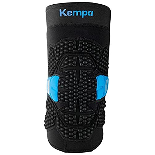 Kempa KGUARD ELLBOGENPROTEKTOR Schoner-Volleyball, schwarz, M/L