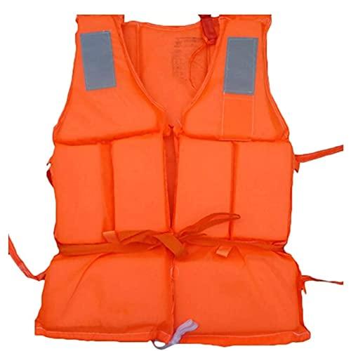Schwimmweste Schwimmauftriebskörper Schnorchel Flotation Sicherheitsjacke Aufblasbare Safty Float Jacke Tauchweste Aufblasbare Schwimmweste für Erwachsene für Wassersport Tauchbootfahren mit Pfeife