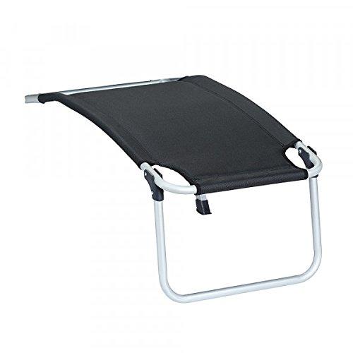 Unbekannt AB 15.:09 - Isabella BEINAUFLAGE Dunkelgrau für Stuhl Thor - Vertrieb durch Holly Produkte STABIELO