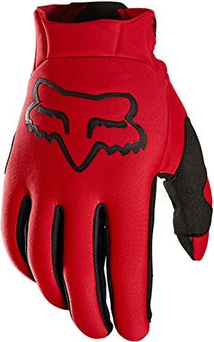 Fox Racing Legion Thermo-Handschuh, feuerrot, Größe XXL