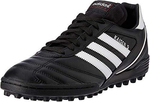 adidas Herren Kaiser 5 Team Fußballschuhe, Schwarz (Black/Running White FTW), 43 1/3 (9 UK)