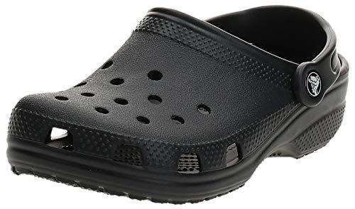 Crocs Unisex Classic Clog,Black,51/52 EU