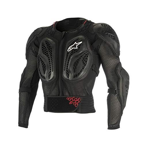 Alpinestars Bionic Action Jacke schwarz rot L