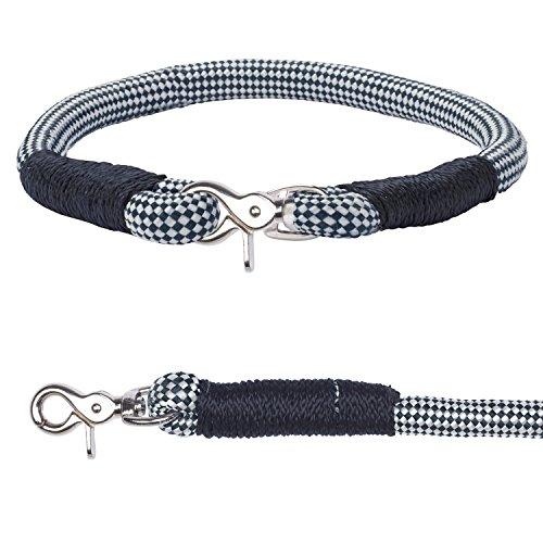 ESKADRON Hundehalsband und Leine (CS ltd.SS17), navy, L
