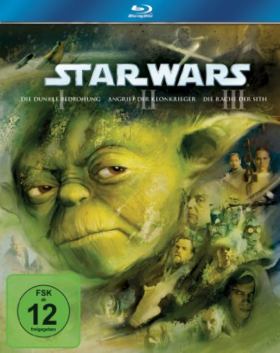 Star Wars: Trilogie I-III [Blu-ray]