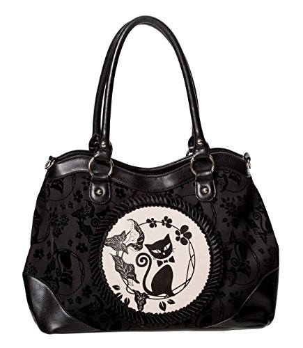 Banned Call Of The Phoenix Alternative Gothic Handtasche - Sc - Black / One Size