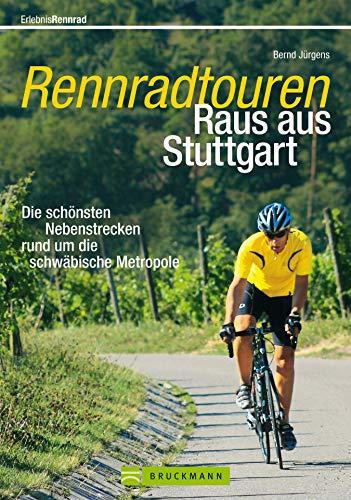 Rennradtouren Raus aus Stuttgart: Die schönsten Spritztouren nach Tübingen, Schwäbische Alb oder Heidelberg, mit Karten und Höhenprofil zu jeder Tour