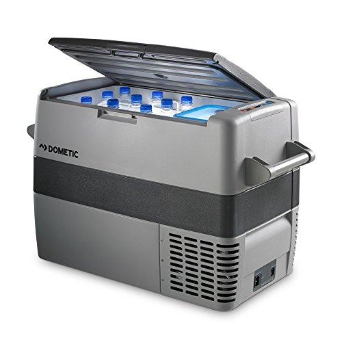 Dometic CoolFreeze CF 50 - tragbare elektrische Kompressor-Kühlbox / Gefrierbox, 49 Liter, 12/24 V und 230 V für Auto, Lkw und Steckdose, A+