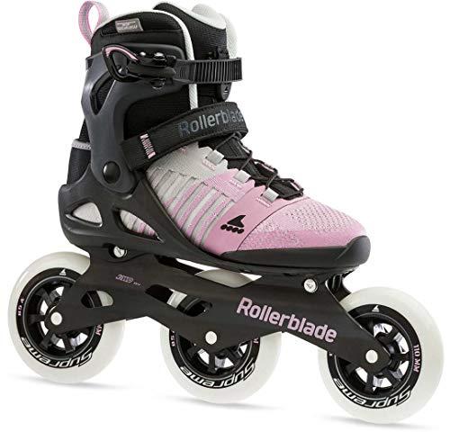 Rollerblade MACROBLADE 110 3WD W Inline Skate 2021 Grey/pink, 39