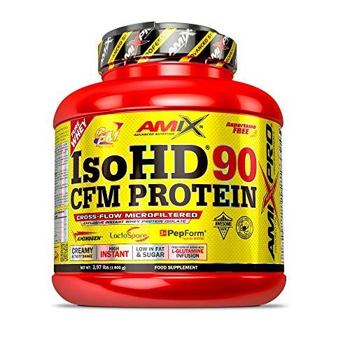 Amix Iso Hd 90 Cfm 1800 Gr Milk Vanille 1800 g