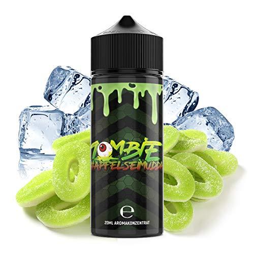 Vape Customs Aromakonzentrat Zombie Juice - Apfelseimudda, Liquid Aroma zum Mischen mit Basisliquid für E-Liquid, 0.0 mg Nikotin, 20 ml