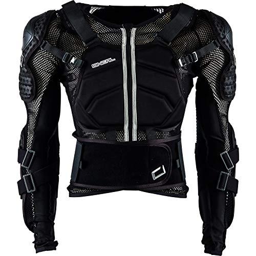 O'NEAL   Protektoren-Jacke   Kinder   Motocross Enduro   Verstellbare Stretchbänder, Hochschlagfestes IPX®-Material, Mesh-Paneele zur Kühlung   Underdog Protector Jacke Youth   Schwarz   Größe S