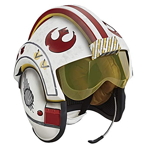 Star Wars The Black Series Luke Skywalker Battle Simulations-Helm