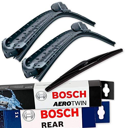 Bosch Aerotwin Scheibenwischer A012S und H304 Wischblatt Komplettset vorn und hinten