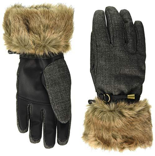 Barts Unisex Empire Skigloves Handschuhe, Braun (Brown 0009), Medium