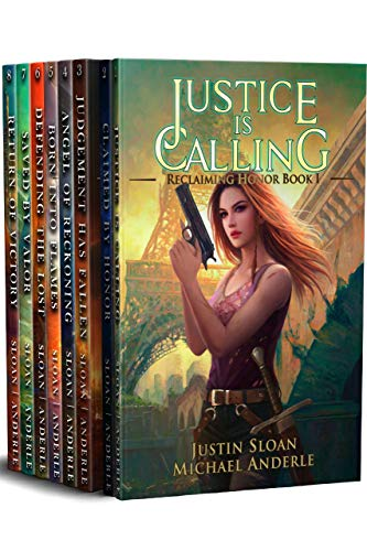 The Reclaiming Honor Omnibus (Books 1-8): A Kurtherian Gambit Series (English Edition)