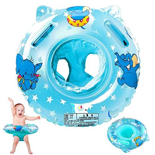 StillCool Baby Schwimmring Verstellbare Aufblasbare aufblasbare Schwimmen Float Kinder Schwimmring Schwimmtrainer für Kinder 6 Monate bis 36 Monate